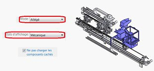 assemblages complexes solidworks
