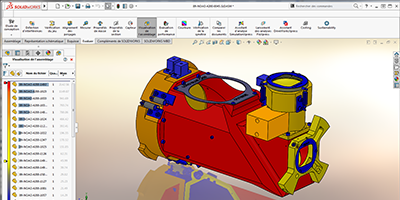 avatar- visualisation assemblage solidworks